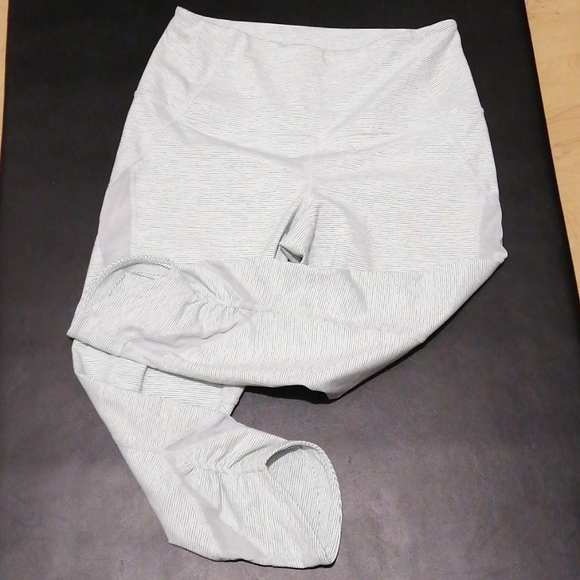 Zella fitted capris